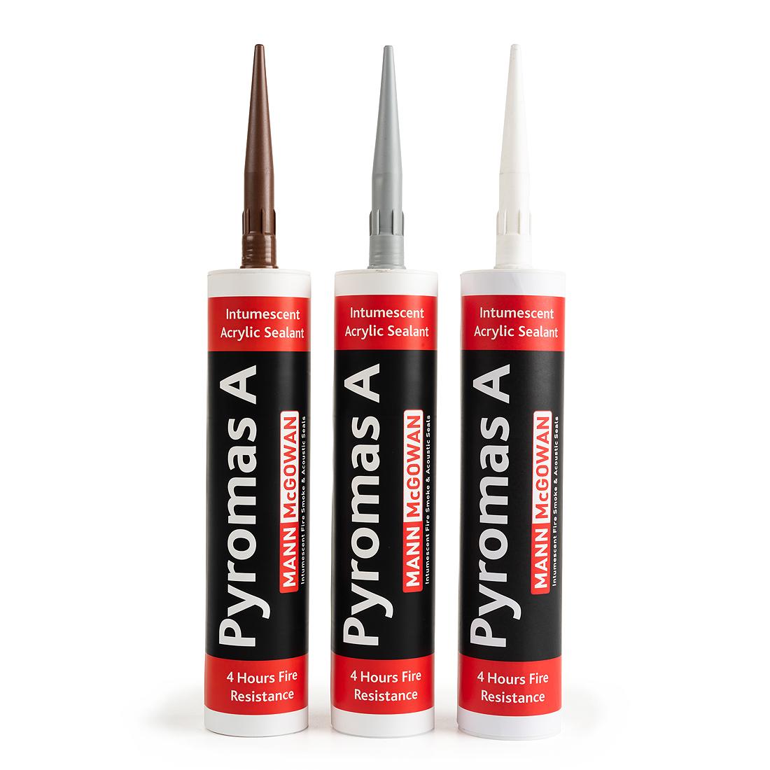 Pyromas A - Intumescent Acrylic Sealant