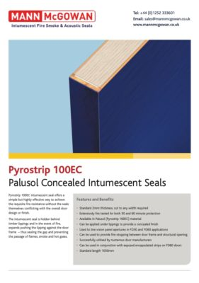 Pyrostrip 100EC